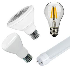 High Voltage LED Bulbs